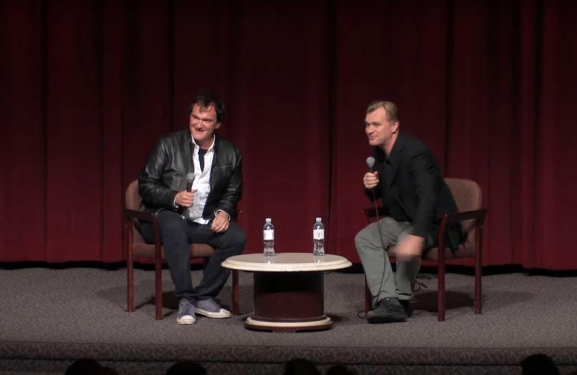 Tarantino & Nolan: The Hateful Eight