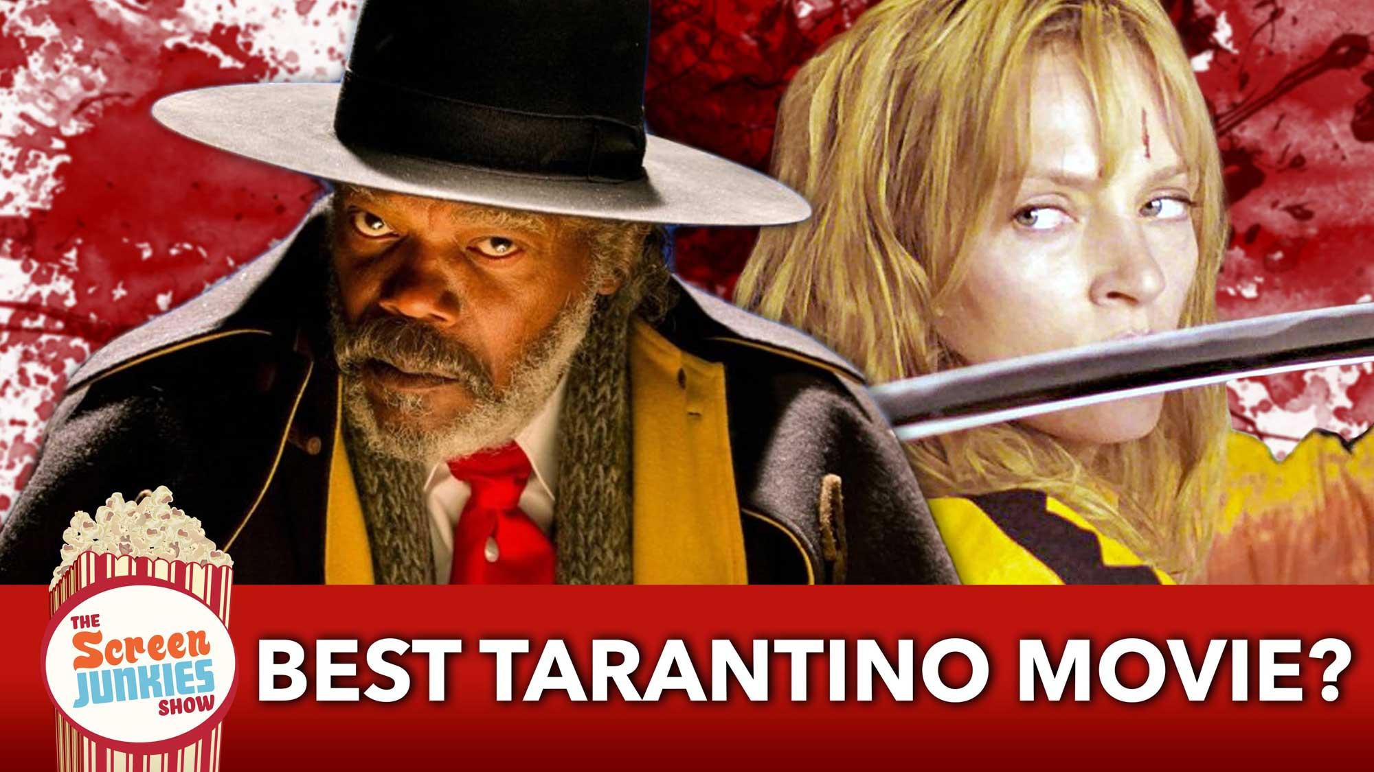Screen Junkies: Best Tarantino Movie?