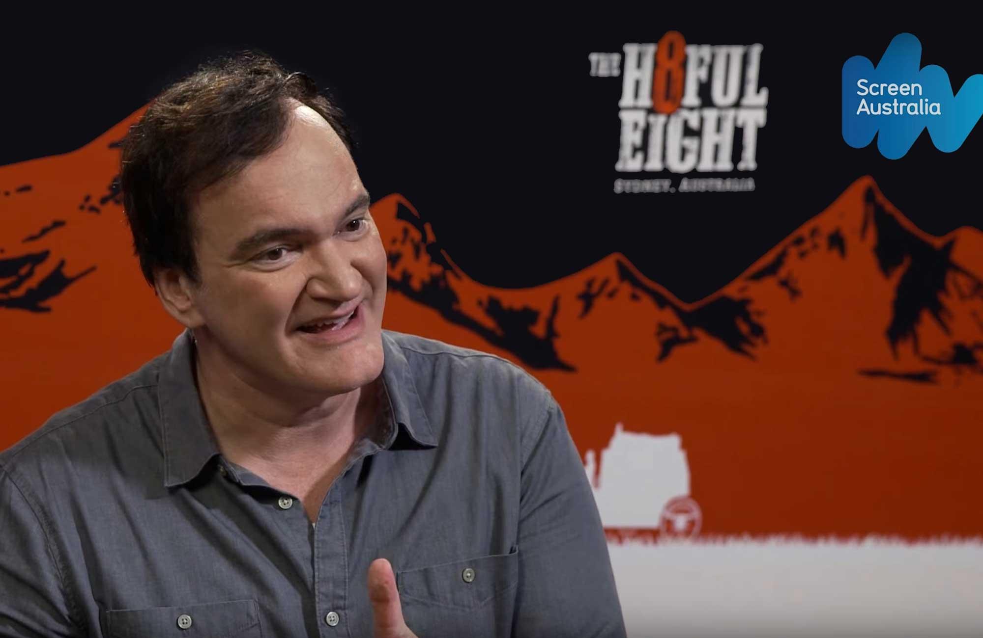 Tarantino's Top Australian Films