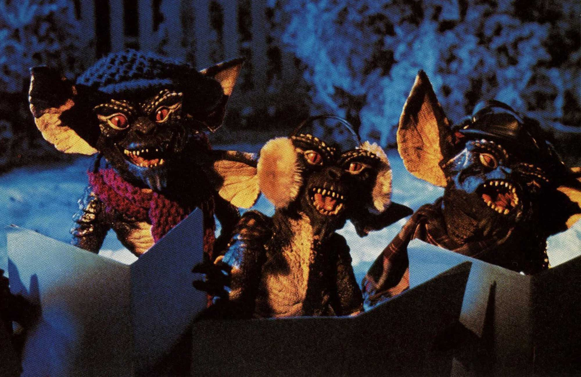 Gremlins and the Macabre World of Fairy Tales