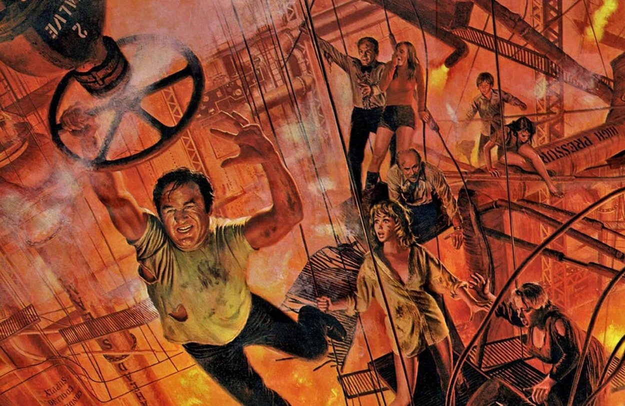 The Poseidon Adventure New Beverly Cinema