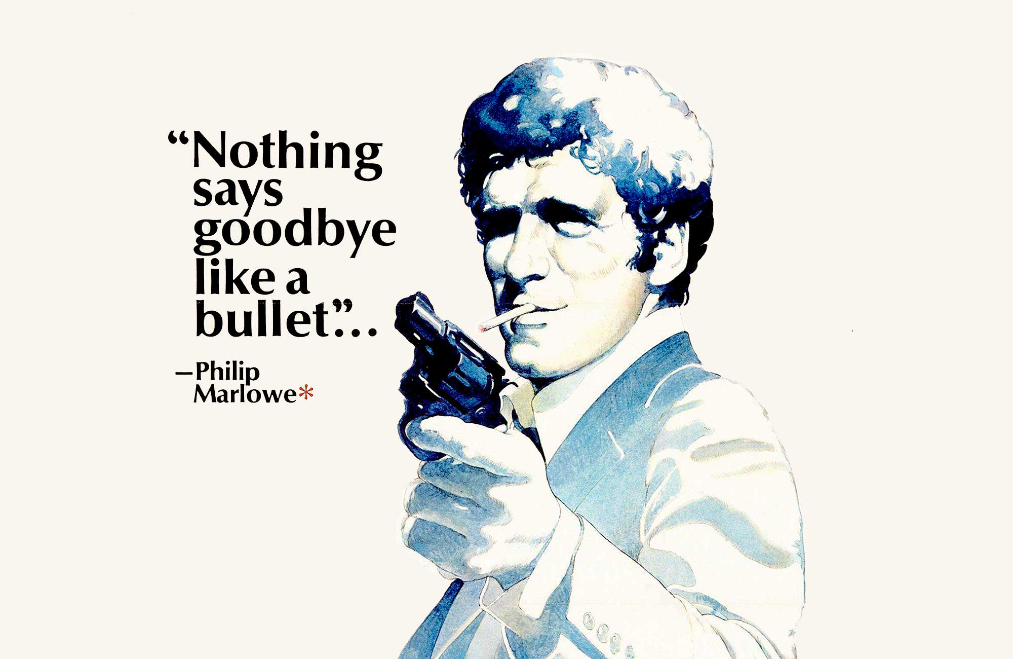 Elliott Gould: The Long Goodbye
