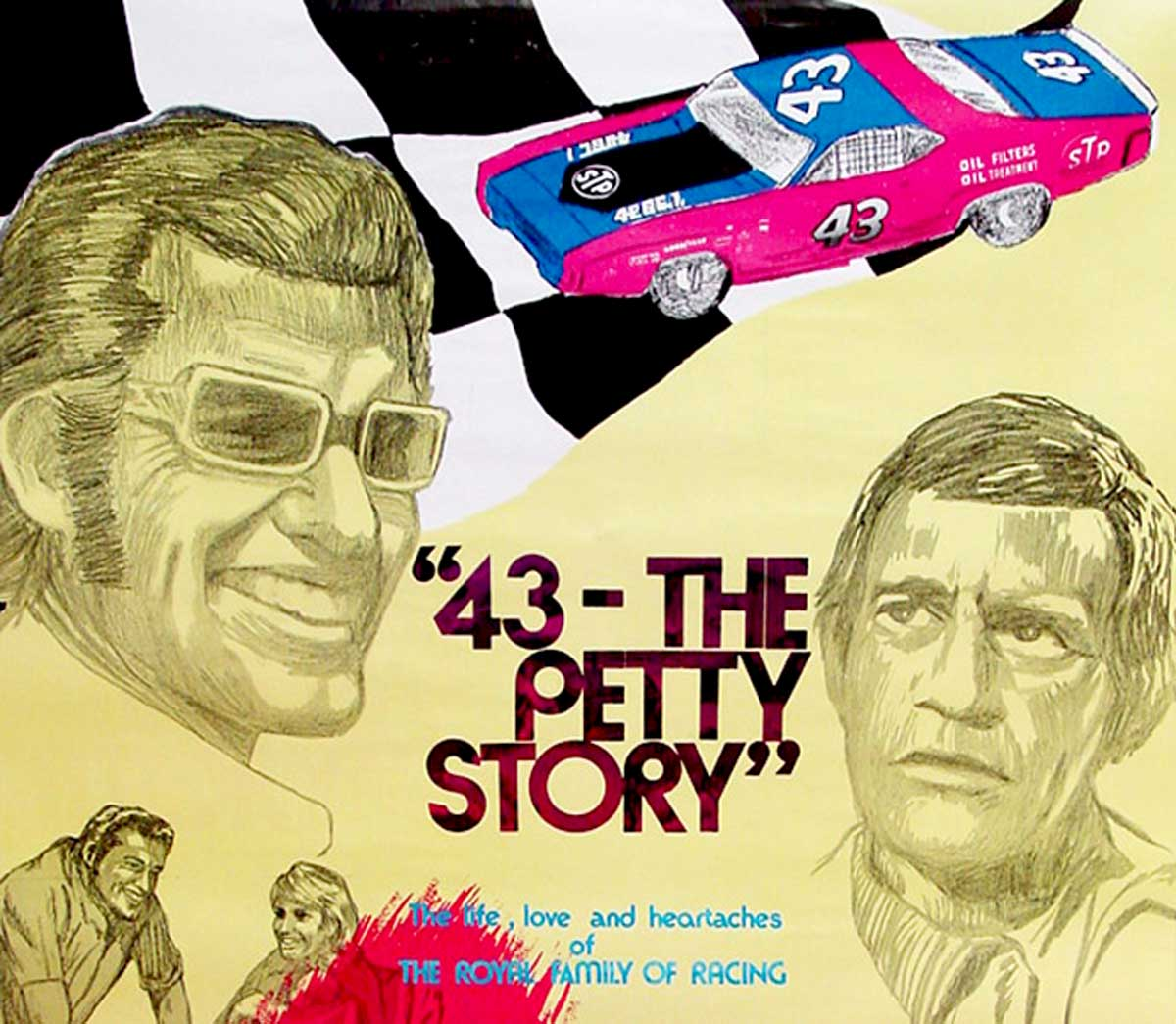 Smash-Up Alley: 43 The Richard Petty Story
