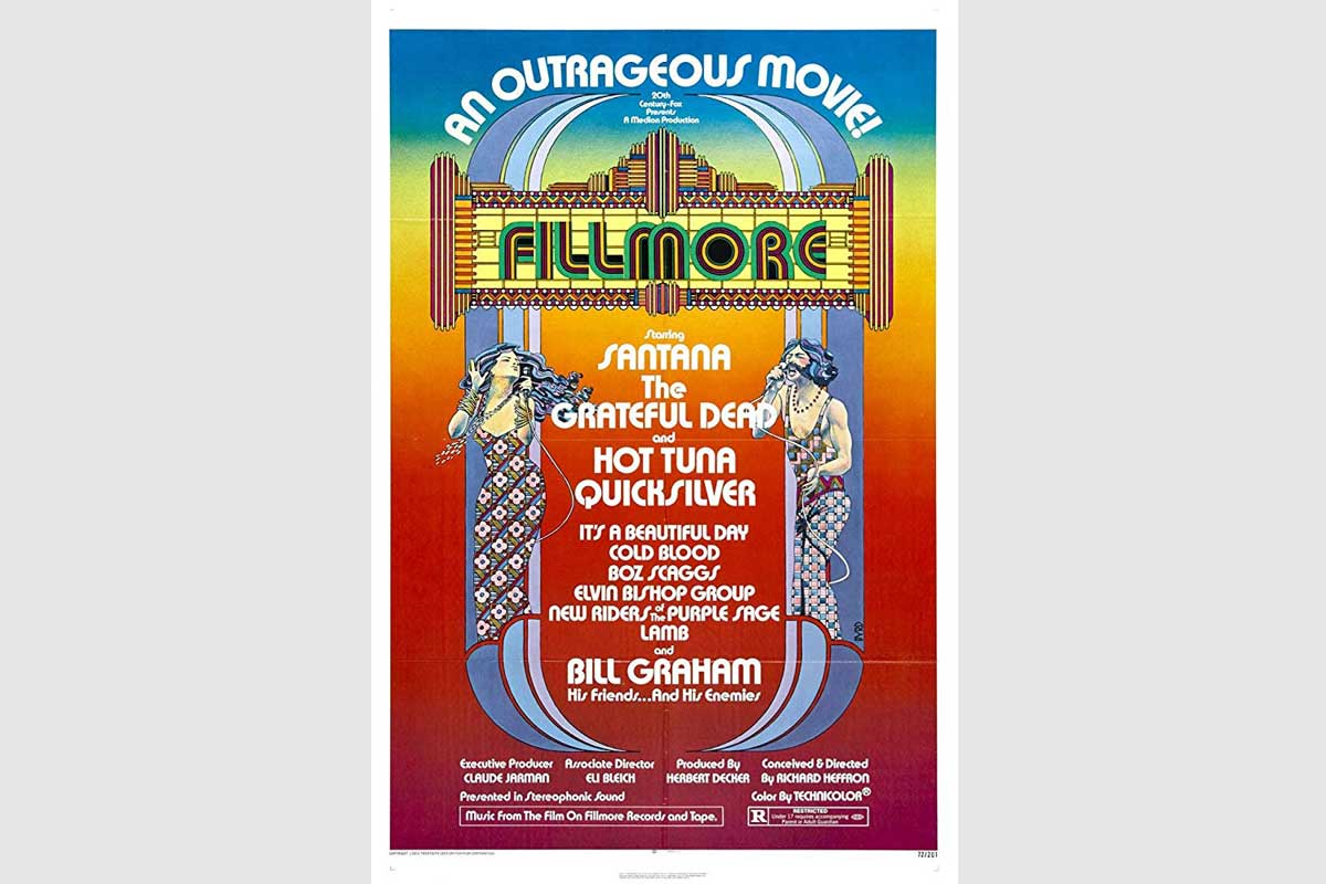 Fillmore-poster