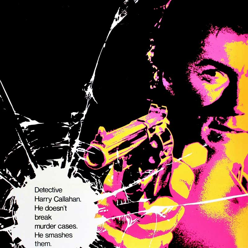 April 13: Dirty Harry & Escape From Alcatraz   New Beverly