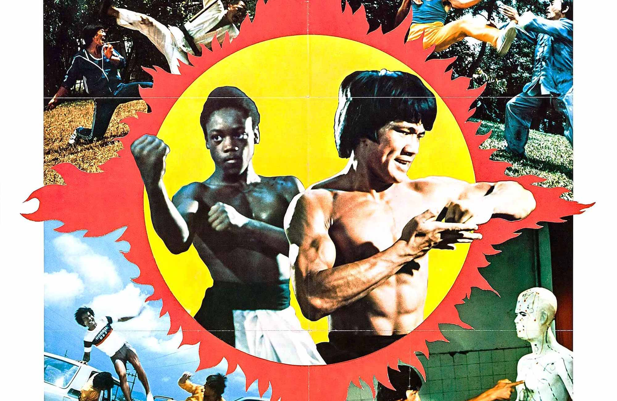 Soul Brothers of Kung Fu & The Image of Bruce Lee