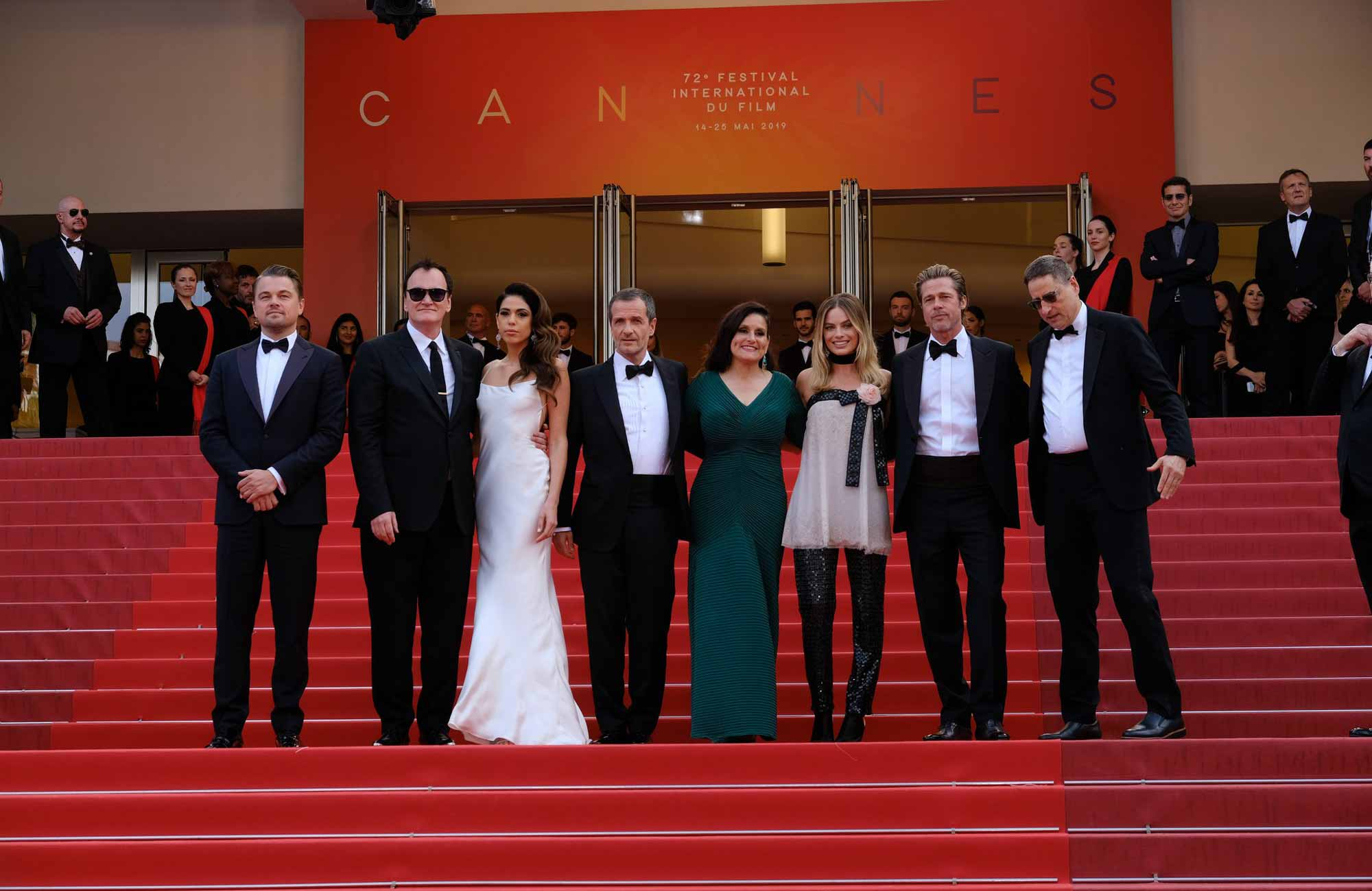 Hollywood Hits the Red Carpet