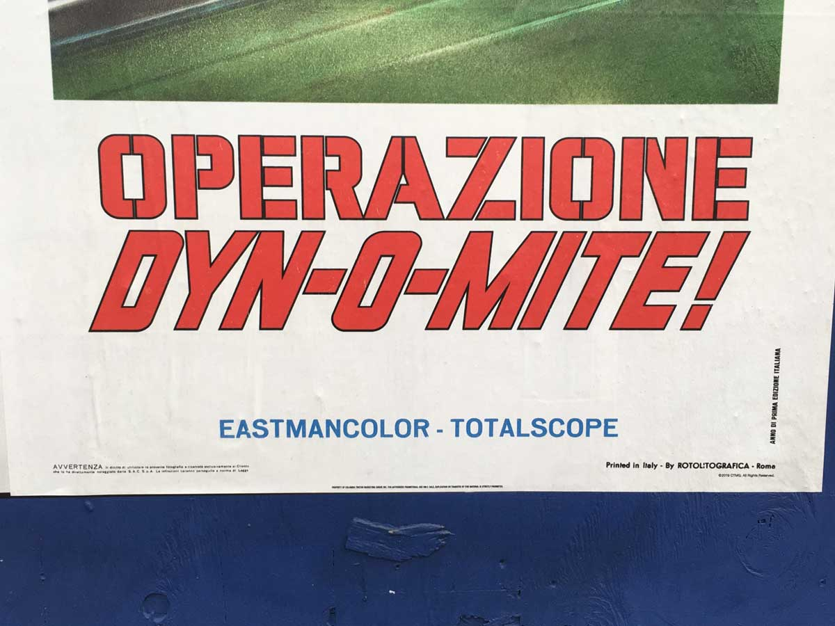 Operazione Dyn-O-Mite