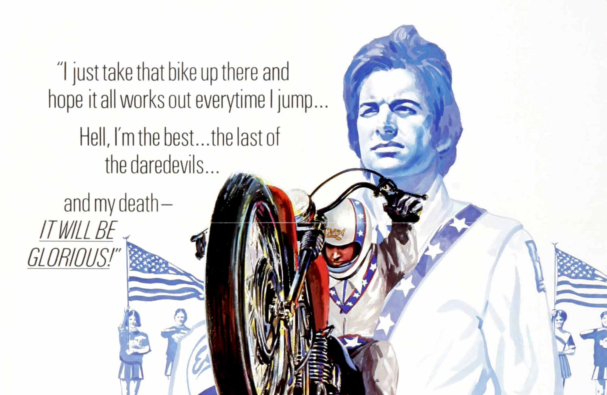 Evel Knievel & Jack of Diamonds
