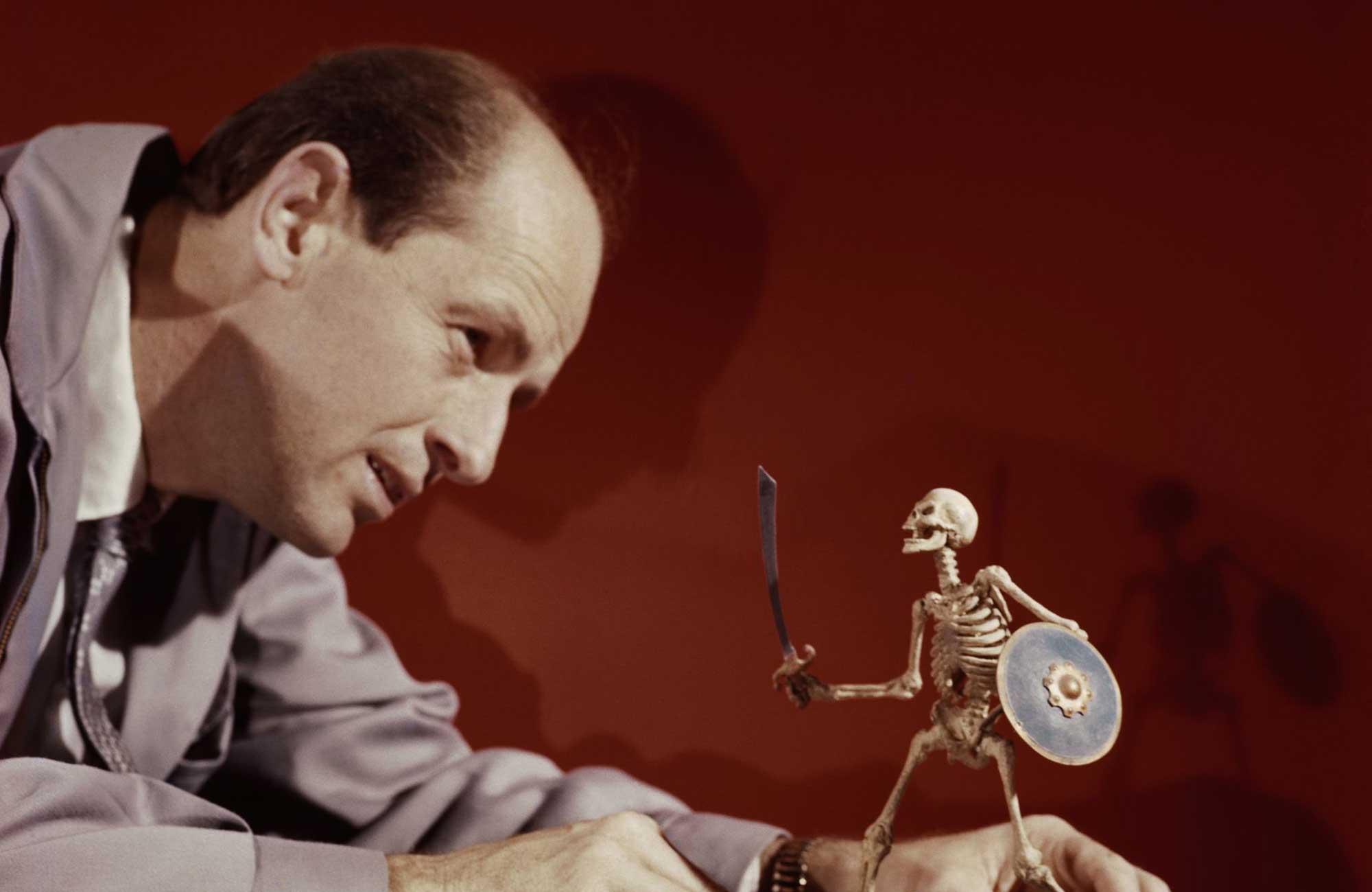 Ray Harryhausen: The Eighth Wonder of the World