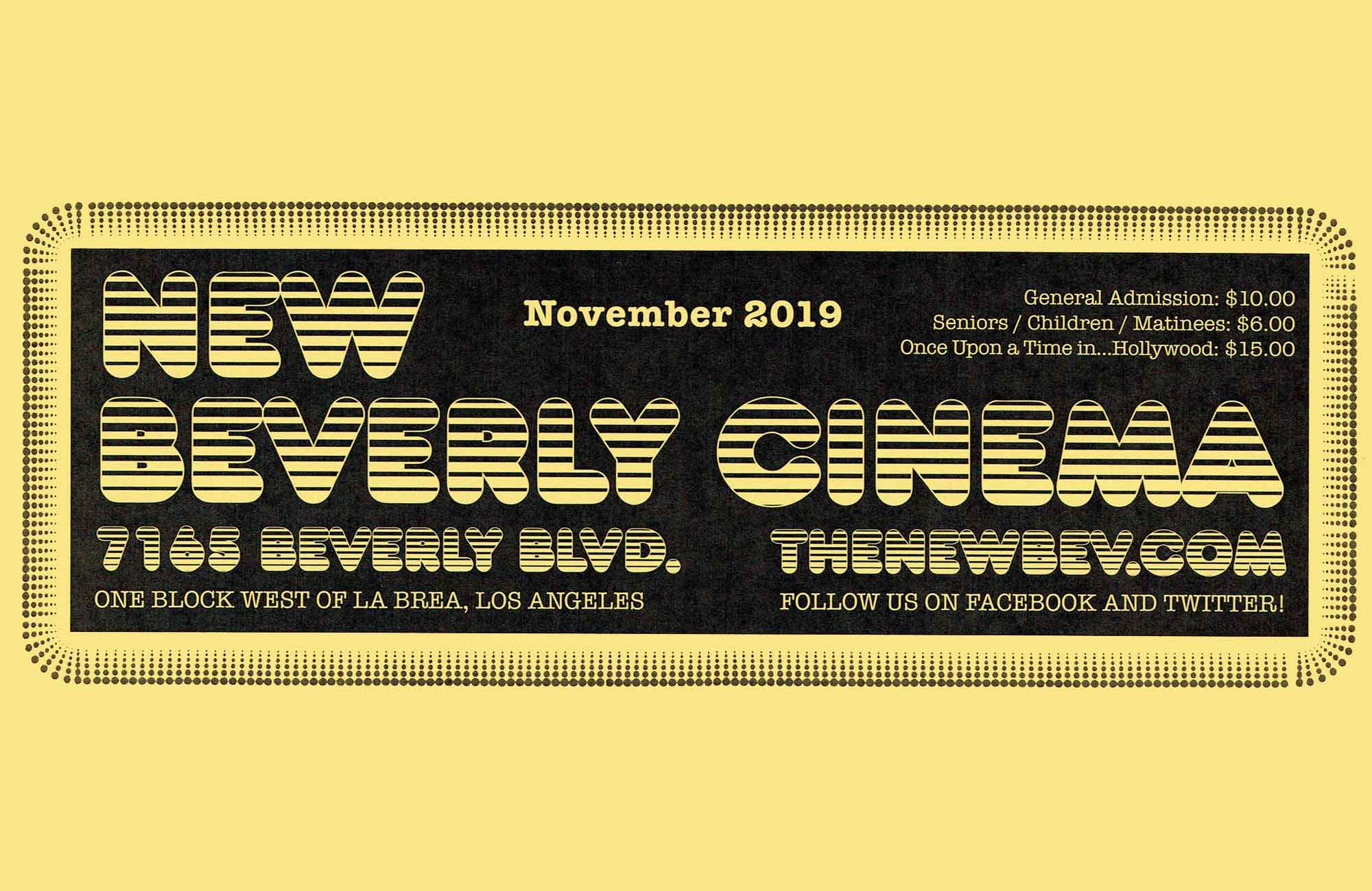 Pure Cinema Podcast: November 2019