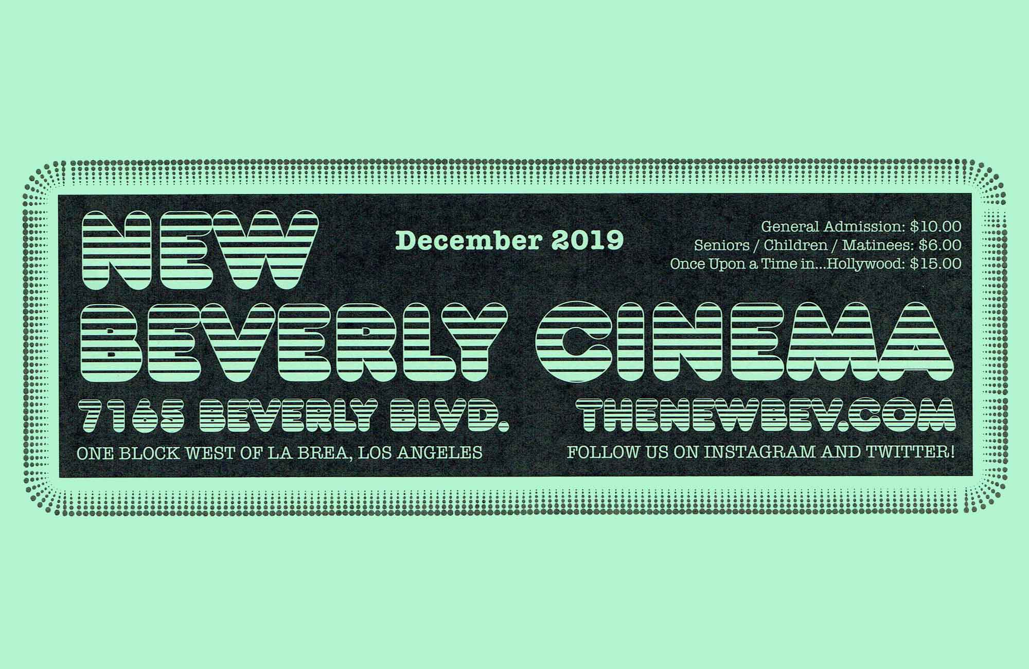 Pure Cinema Podcast: December 2019